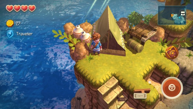 It's Time To Hoist Your Sails And Embark On An Epic Adventure In Oceanhorn