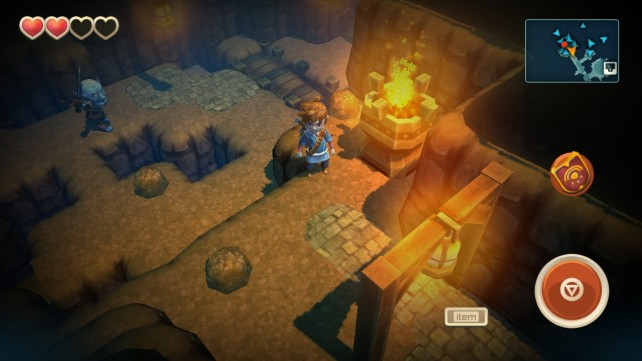 "Generateur "" Oceanhorn"" mod"