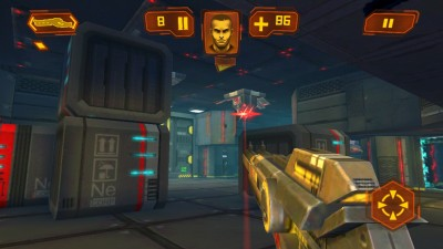 Neon Shadow Can Sate Your FPS Cravings On iOS