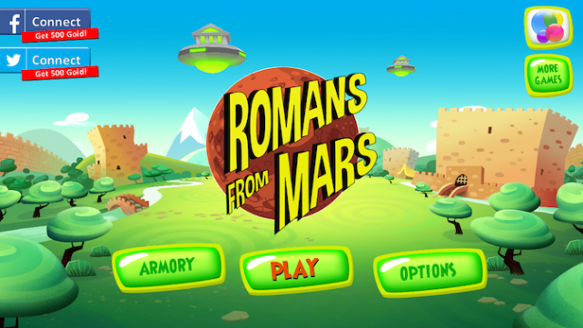 Quirky App Of The Day: Romans From Mars And Grecians From Venus