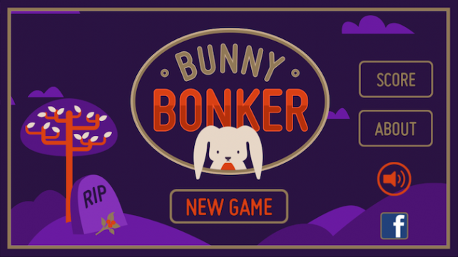 Quirky App Of The Day: Send The Rabbits Flying In Bunny Bonker