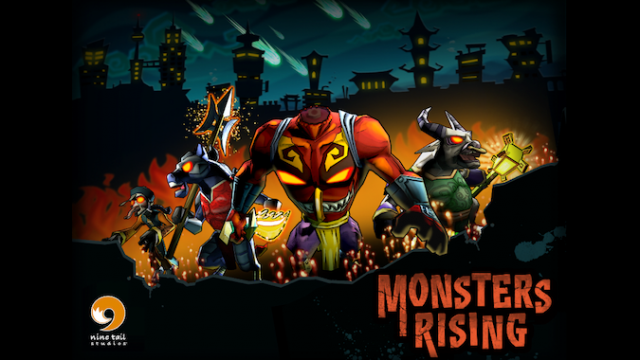 Help The Human Race Fall In Monsters Rising