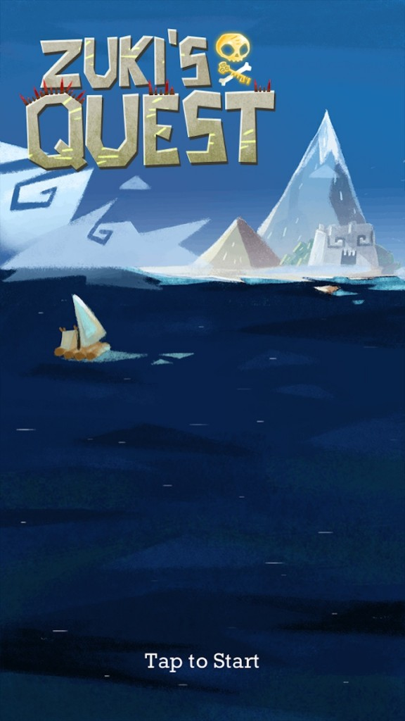 Quirky App Of The Day: Flip And Spin Your World In Zuki's Quest