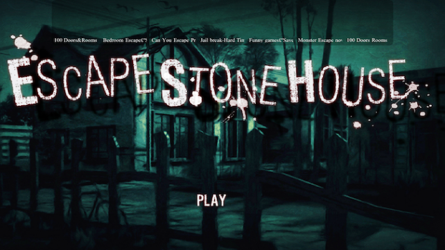 Quirky App Of The Day: Use Your Wits And Wiles To Escape Stone House
