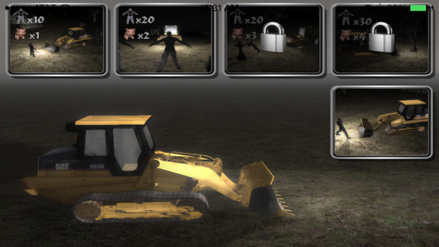 Quirky App Of The Day: A New Attack Plan In Zombies Vs. Steamroller + Bulldozer