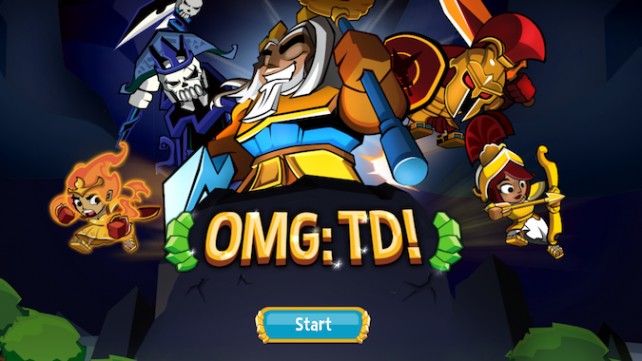 Quirky App Of The Day: Fight Alongside The Gods Of Olympus In OMG: TD