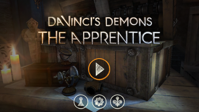 Quirky App Of The Day: Place The Cogs In Da Vinci's Demons: The Apprentice