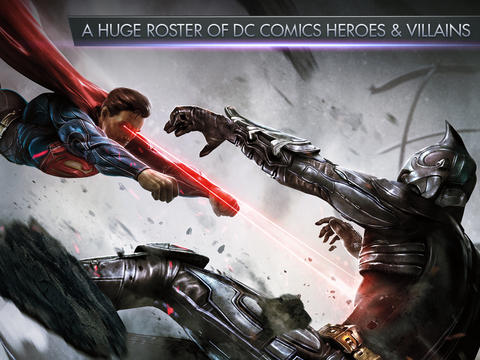 Injustice: Gods Among Us Gets New Playable 'Super' Skins And Repeatable Challenges