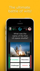 Q: Which Popular Social Trivia Game Just Received Its First Ever Update? A: QuizUp