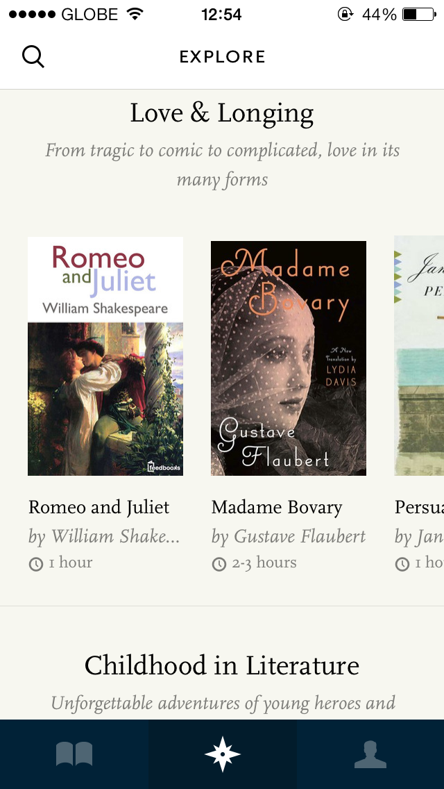 Readmill Introduces Redesigned Explore Section Featuring Handpicked Books