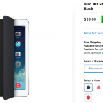 Should You Buy Apple's Smart Cover For iPad Air?
