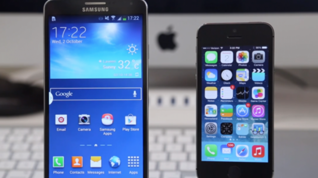 Apple Holds Over 40 Percent Of US Smartphone Subscribers, But Samsung Is Gaining