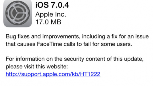 Relax: Apple's iOS 7.0.4 Is Jailbreak Safe, Hacker Confirms