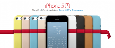 Shipping Estimates For Apple's iPhone 5s Improve To 3-5 Business Days