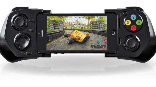 MOGA Launches Ace Power: The First iOS 7 Game Controller For iPhone, iPod touch