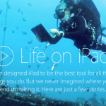 Apple Launches New 'Life On iPad' Web Page, Shares Impressive iPad Stories