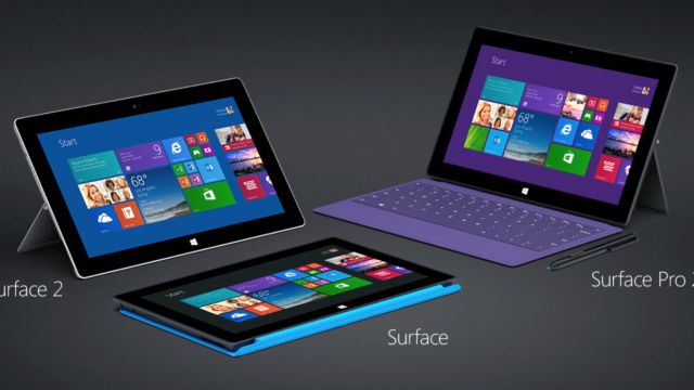 Microsoft Once Again Takes Aim At Apple's iPad In New Surface Ads