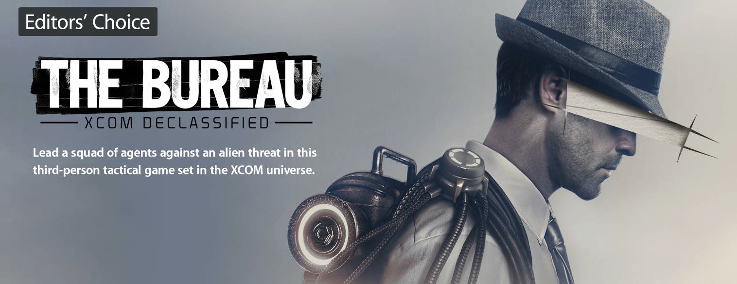 Popular iOS Title XCOM Gets Sequel For Mac: The Bureau - XCOM Declassified