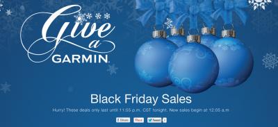 Garmin, Navigon US Navigation Apps Get Discounted To Celebrate Thanksgiving