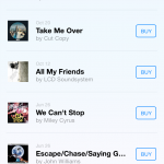 Thumbs Up! iTunes Radio Competitor Songza Adds New Section For Favorite Songs