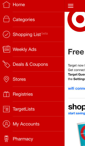 Do Your Mobile Holiday Shopping With The Redesigned Target App For iPhone