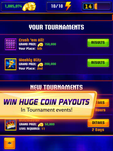Will You Stack Up Well Against Other Blitzers In Tetris Blitz's New Tournaments Mode?