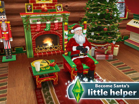 Celebrate The Holidays With The Sims FreePlay's Festive Items And Quests