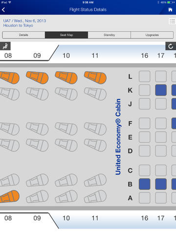 United Airlines App Takes Off With Ipad Support Ios 7 Design And