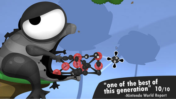 Black Friday Meets Black Balls Of Goo As World Of Goo HD Goes Free For First Time Ever