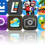 Today's Apps Gone Free: PicPlayPost, 4 Thrones, Letterverse And More