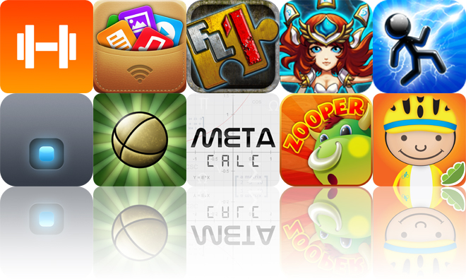 Today's Apps Gone Free: Fitted Lifts, File Pod, Forever Lost And More