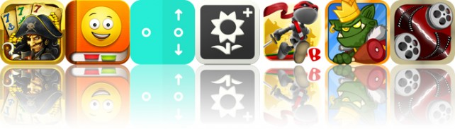 Today's Apps Gone Free: Dead Man's Draw, iMoodJournal, Dgrees And More