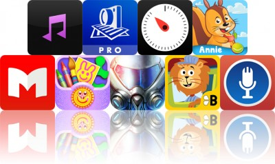 Today's Apps Gone Free: CarTunes, SharpScan, Timer Professional And More