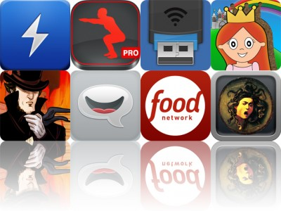 Today's Apps Gone Free: Actions, Runtastic Squats Trainer, USB Flash Drive And More