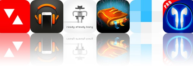 Today's Apps Gone Free: DataMan Next, gMusic 2, Ready Steady Bang And More