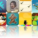 Today's Apps Gone Free: Flip-O-Matic, Caravaggio, Orderly And More