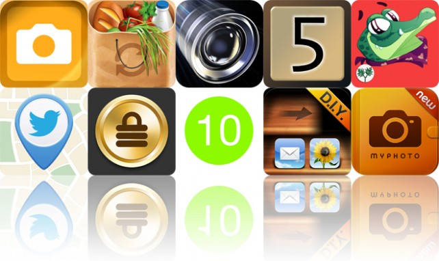Today's Apps Gone Free: Pictory, Buy Me A Pie!, Fast Camera And More