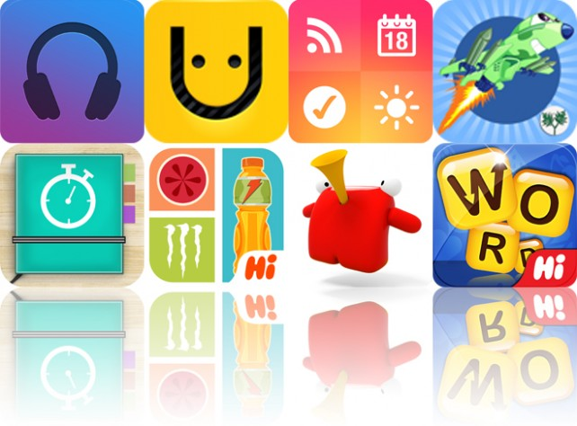 Today's Apps Gone Free: Beat, Uface, My Dashboard And More