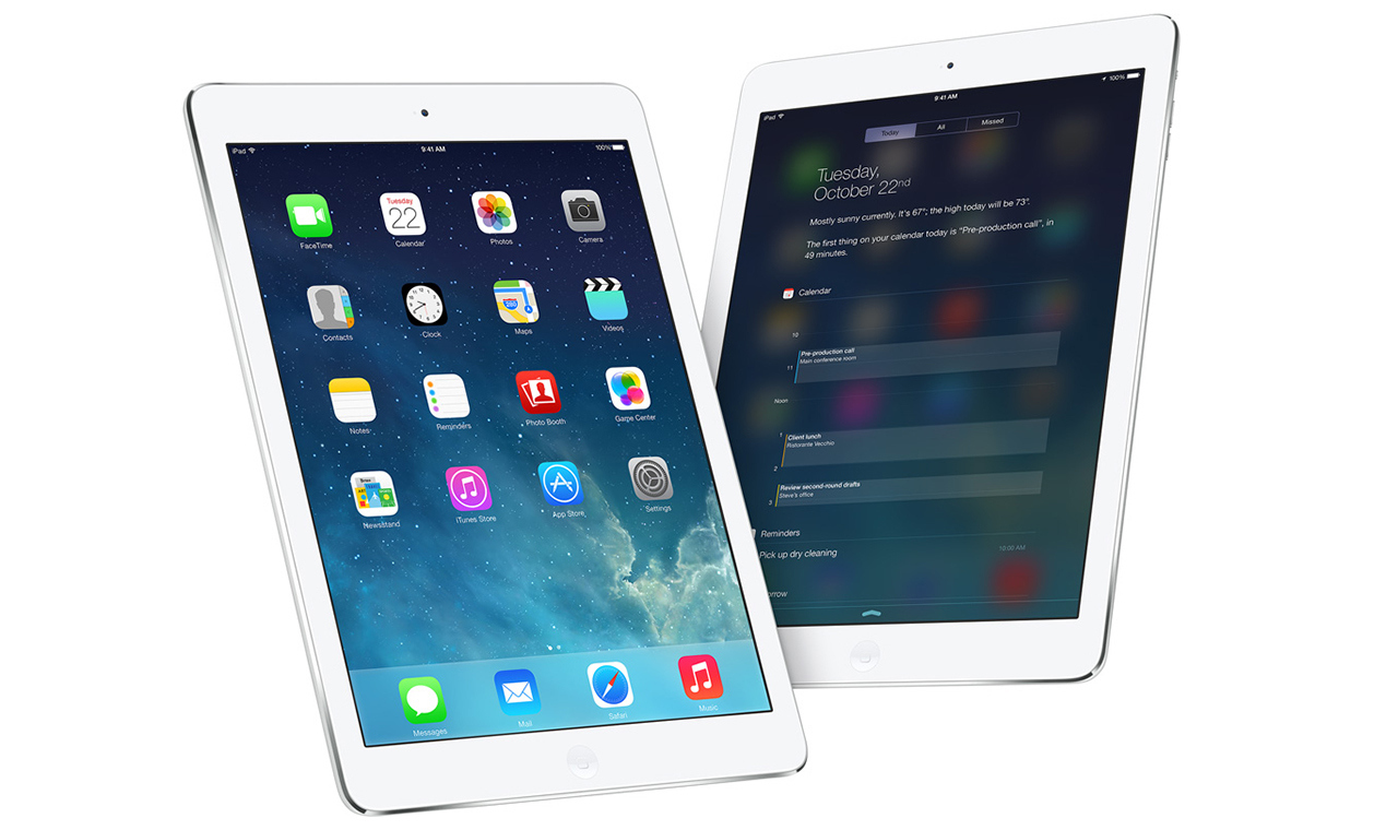 Find Your iPad Air Right Now Using The Apple Tracker