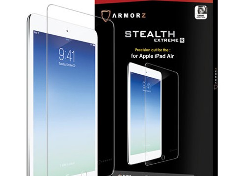 New Screen Protectors From Armorz Made With Gorilla Glass