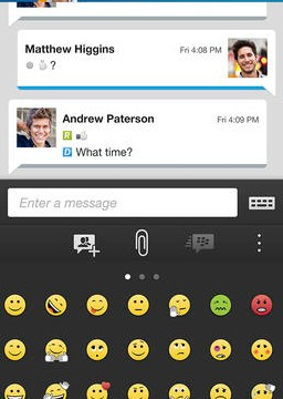 Blackberry Opens Up BBM To Wi-Fi Only iPad, iPod touch Users