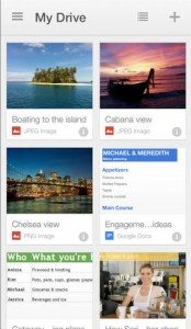 Google Drive Update Offers Support For iOS 7 And Multiple Accounts
