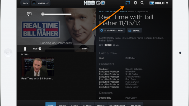 Winter Is Coming, But HBO Go Has Already Arrived On Google's Chromecast