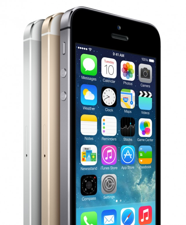 Apple iPhone 5s Availability Rises To 90 Percent In The US