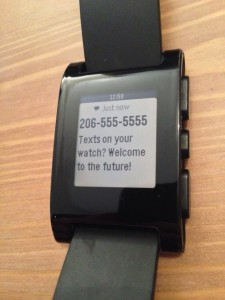 You Can Now Buy The Pebble Smart Watch From Amazon