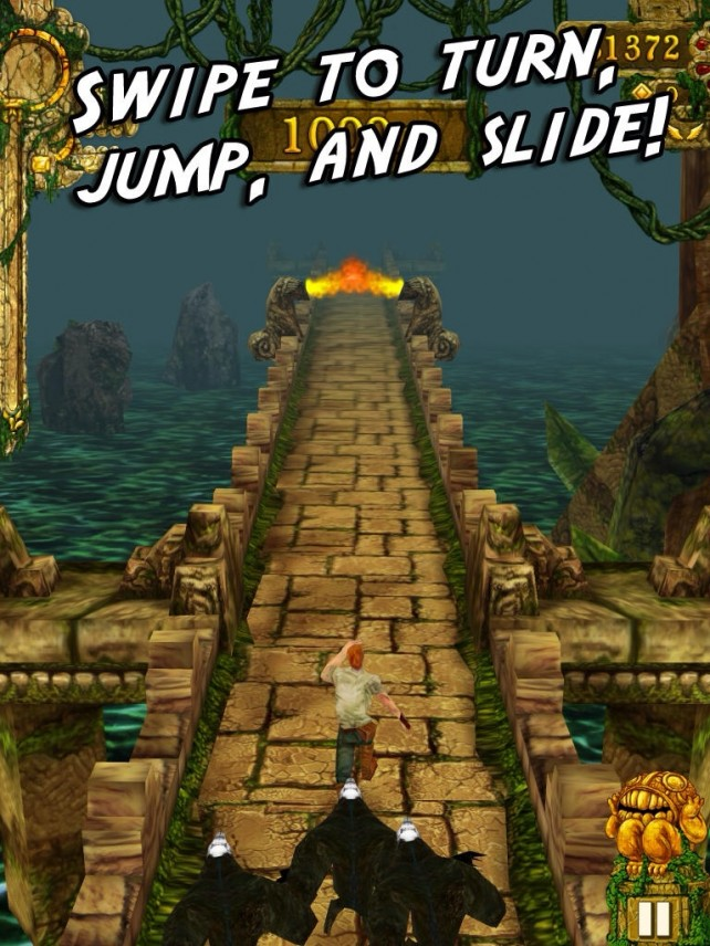 Warner Bros. Looking To Make Movie Based On Temple Run With 'Harry Potter' Producer