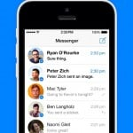 Facebook Messenger 3.0 Gets iOS 7 Redesign, Lets You Text Non-Facebook Friends