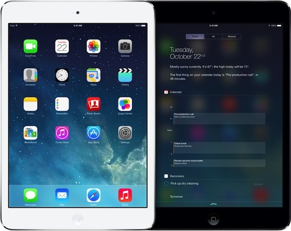 US Carriers Still Haven't Received The iPad mini With Retina Display