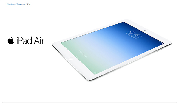 AT&T Announces iPad Air Activations Up 200 Percent Compared To Last Year's Launch