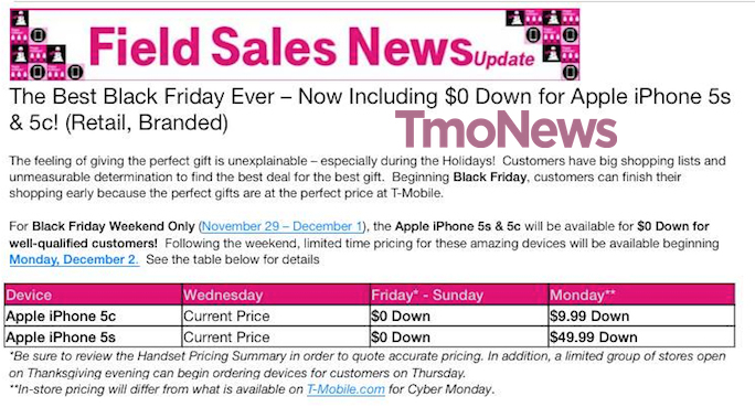T-Mobile And Select Regional Carriers Have Great Deals On iPhones